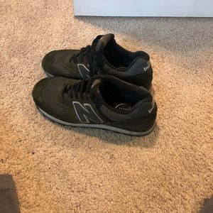 Suede New Balance 574 Sneakers